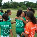 Girls football project.