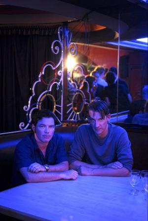 Stany Crets en Peter Van Den Begin